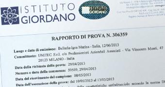 Certificazione Unitec