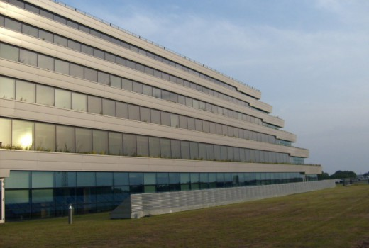 Impermeabilizzazione COVERFLEX interno vano tecnico Nuovo Ospedale Mestre (VE)